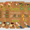 Garden Market - Community A5 Flyer Template (ExclusiveFlyer) Tags: exclusiveflyer psd freeflyer freepsd garagesale yardsale donation sale seasonalsale summersale gardenmarket gardening gardensale