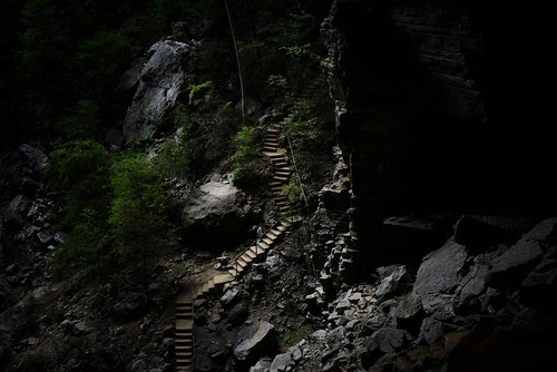 Bat Cave Steps