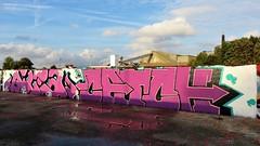 / Dok Noord - 28 sep 2017 (Ferdinand 'Ferre' Feys) Tags: gent ghent gand belgium belgique belgië streetart artdelarue graffitiart graffiti graff urbanart urbanarte arteurbano ferdinandfeys