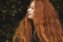Portrait -Retrato (Jenny Vera Photography) Tags: portrait retrato firehair pelirroja fantasy