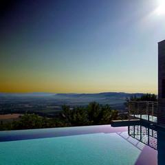Pollenza, Marche, Italia (pom.angers) Tags: panasonicdmctz30 july 2012 pool swimmingpool hotel marche pollenza italia italy europeanunion macerata sun sky 100 150 200 300 5000 10000
