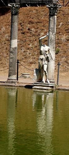 Villa Hadriana: amazona / Amazon (Canop / Canopus)
