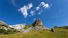 Climbing rock (++sepp++) Tags: berge gebirge rofan wandern münster tirol österreich at roskopf austria tyrol mountains hills hiking landschaft landscape landschaftsfotografie sonnig sunny maurach