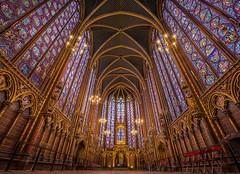 Sainte-Chapelle > Notre Dame (Tom.Bricker) Tags: ifttt instagram