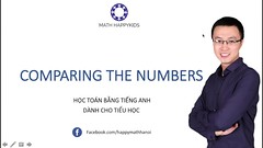 [MHK 8] COMPARING THE NUMBERS - Học Toán Bằng Tiếng Anh - Math HappyKid (Happymath _ Math Teacher) Tags: alevel alevelsubject algebra aslevel aa calculus easymaths fastmath math mathematician mathquiz mathproblemsolver maths mathformulas mathsonline mathforkids mathsproject mathematics mathtutoronline mathtricks mathsquestion mathssolution mathwordproblems mathworksheets mathtest a grade khanacademy khan khanacademymath learnmath prealgebra mentalmath 3rdgrademath 7thgrademath trigcalculator internationalschool triggraphs googlemath onlinemath discretemathematics geometricshapes geometryformulas trigonometryformulas geometry geometryproblems g igcse trigidentities trigonometry trigonometryfunction trigonometryhelp trigonometryproblems trigonometryrules circlegeometry chemistry problem c freecourseonline solver