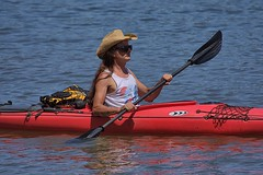Kayak (swong95765) Tags: man kayak river paddle exercise recreation