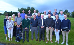 P.F.S. Accountants, Ryans Carpets & Beds,Cable & Accessories Anniversary Open's & Total Golf Classic