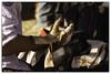 Glove (1911terryjpratt) Tags: boots bronc riding cowgirls gear horseback native american rodeo roper saddles sport animal