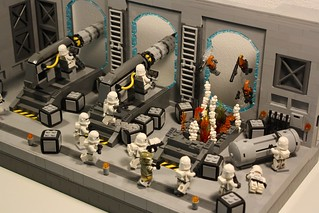 Lego Turret Bay Incursion   Overview