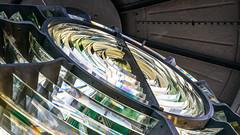 Fresnel Lens (Marcel Weichert) Tags: farol fresnel india indianocean kerala kovalan lens lighthouse lighthousebeach mar ocean sea thiruvananthapuram trivandrum in