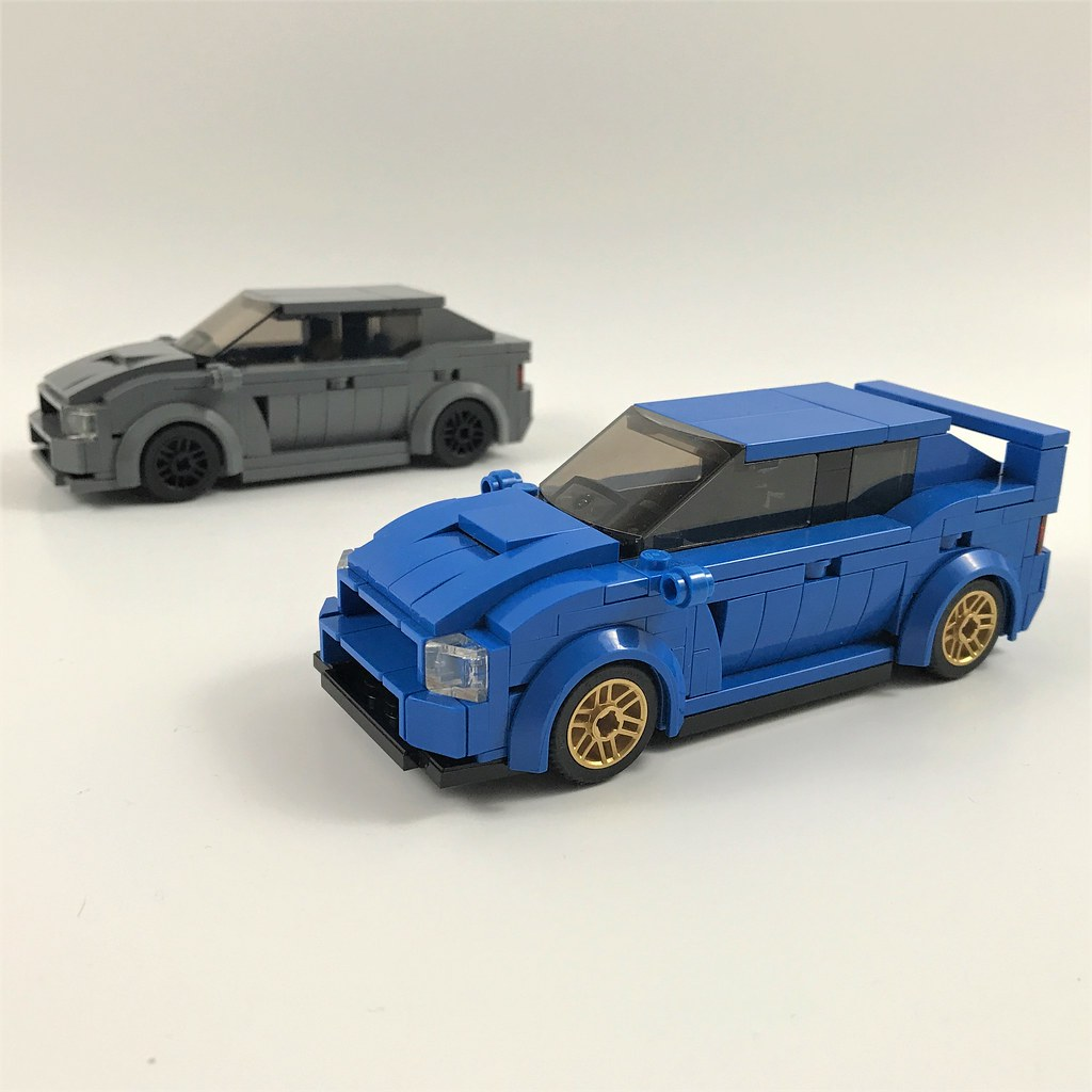 The World's Best Photos Of Moc And Subaru