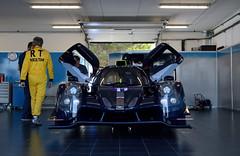 EUROINTERNATIONAL Ligier JS P3 - Nissan (Y7Photograφ) Tags: eurointernational usa m ligier js p3 nissan giorgio mondini davide uboldi elms mans httt castellet nikon d3200 motorsport race endurance paul ricard