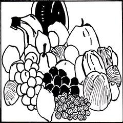 úr (fresh) (stiobhard) Tags: stiobhard rapidograph gaoluinn gaeilge drawing illustration kohinoor technicalpen bw black white ink pen art hatching line linguistics language blackandwhite monochrome learning irish vocabulary gloss flashcards concept adjective fresh fruit stilllife food