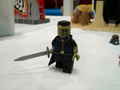 Agent of SHADE (th_squirrel) Tags: lego dc comics minifig minifigure frankenstein agent shade hulk