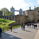 Tower Bridge Over The Tower Of London thumbnail