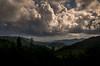 Bergen, Totland (scarburgiceras) Tags: norway bergen totland landscape nature sky clouds forest woods