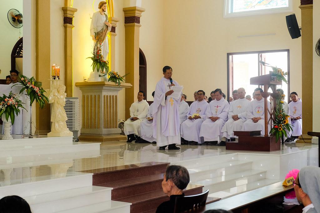 Thánh lễ tạ ơn khánh thành nhà thờ Hòa Cường – Giáo phận Đà Nẵng - Ảnh minh hoạ 58