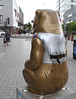 Bearolution Rear (ahisgett) Tags: birmingham children's hospital charity wild art big sleuth 2017 bearmingham bear sculpture street west bromwich