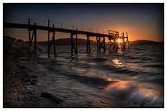 The Fix (D.K.o.w) Tags: holywood jetty sunset belfastlough pier landscape seascape water canon7dmkii leelittlestopper northernirelandlandscape countydown