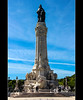 Marquês de Pombal (Marquis of Pombal Square) (amandia) Tags: lisbon lisboa portugal travel hdr canon eos60d statue marquesdepombal marquisofpombal square lisbonearthquake