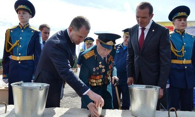 Исторический день для Чувашии: состоялась закладка капсулы нового кадетского корпуса