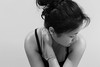 Self-portrait (Jenny Hoo) Tags: selfportrait portrait womanportrait bnw bw blacknwhite blackandwhite blackwhite explore asian