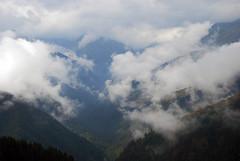 Morning view from Keselo fort in Zemo Omalo (Jelger Groeneveld) Tags: georgia tusheti omalo kakheti dartlo roadtrip caucasus
