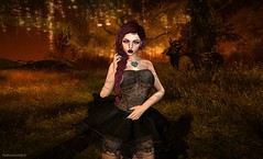 ► ŁΘΘҜ 325 ◄ (FashionGeekStyle) Tags: thefantasycollectiveevent suicidedollzevent elise pinup 7 deadly skins