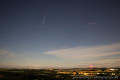 Perseid (quayman) Tags: perseid meteor shower night sky moonlight garioch aberdeenshire scotland