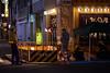 Men at Rest - Night Walk in Shimbashi JRC 20170725 (Rick Cogley) Tags: 2017 cogley fujifilmxpro2 60mm 1320sec iso1600 expcomp17 whitebalanceauto noflash programmodemanual camerasnffdt23469342593530393431170215701010119db2 firmwaredigitalcameraxpro2ver310 pm tuesday july f24 apexev108 focusmodemanual lenstypexf60mmf24rmacro night summer festival minatoku shimbashi tokyo japan jp