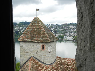 Rapperswil Castle.
