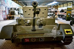 Overloon War Museum 2017 – Cromwell mk IVF (Michiel2005) Tags: cromwell tank overloonwarmuseum oorlogsmuseumoverloon overloon brabant noordbrabant nederland netherlands holland museum secondworldwar wwii ww2