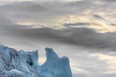 Sky & Ice (Role Bigler) Tags: canoneos5dsr diskobucht ef4070200isusml ice ilulissat natur nature sky diskobay eis eisberg greenland grönland iceberg nordatlantik northatlantic
