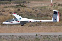 EC-LXD Glaser Dirks DG500T Elan Trainer, Santa Cilia de Jaca, 12/08/17 (hjcurtisuk) Tags: santa cilia de jaca