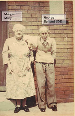 George Bernard Mahon and Margaret Mary Stratton