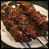 #Asian #Chicken #kabob #skewers #BBQ #KamadoJoe #homemade #CucinaDelloZio - (grapegraphics) Tags: asian chicken kabob skewers bbq kamadojoe homemade cucinadellozio