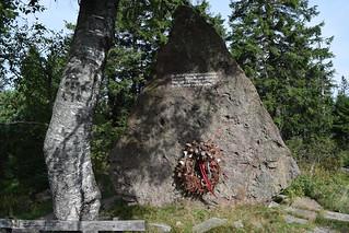 Dinkelacker Memorial Stone
