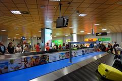 Tenerife Sur Airport: baggage reclaim area (JdRweb) Tags: airport sonydscrx100 tenerife