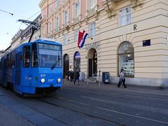 Streets, Zagreb