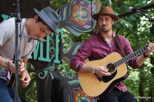 Talbott Brothers - Northwest String Summit, North Plains, OR - 07/14/17