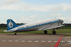 PH-PBA Douglas DC-3C-S1C3G C/N 19434 at Lelystad Airport