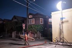 NOT an Eclipse. by Jack Simon - Venice Beach