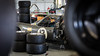 In the garage (Chris O'Brien Photography) Tags: garage sport uk racing cars silverstone pits 5dmk3 5d3 canon ef70200mmf28isiiusm eos5dmarkiii motorracing motorsport aylesburyvaledistrict england unitedkingdom gb