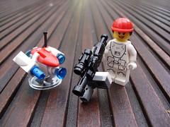 Combat Hacker (Śląski Hutas) Tags: lego moc bricks poland polska futuristic scifi cyber computers