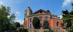 st mary's church twickenham (stusmith_uk) Tags: london stmarys church twickenham richmond riverthames april 2017