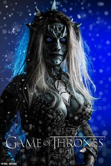 Knights Queen... (Ring of Fire Hot Sauce 1) Tags: cosplay gameofthrones knightsking gogoincognito sandiegocomiccon sdcc portrait