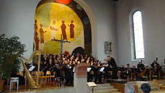 Musikverein Lenzburg, Katholische Kirche, 07/05/2017