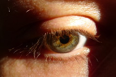 ... (Eli Modje) Tags: eye lashes macro detail light shadow melancholy iris pupil natural closeup