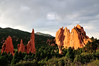 Garden of the Gods, Colorado Springs (J-Fish) Tags: gardenofthegods cathedralvalley cathedralspires northgatewayrock redrock rocks sunset nationalnaturallandmark coloradosprings colorado d300s 1685mmvr 1685mmf3556gvr