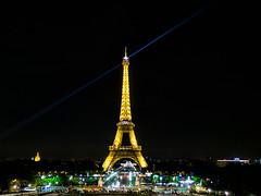 Eiffel Tower (happyche) Tags: paris eiffel tower